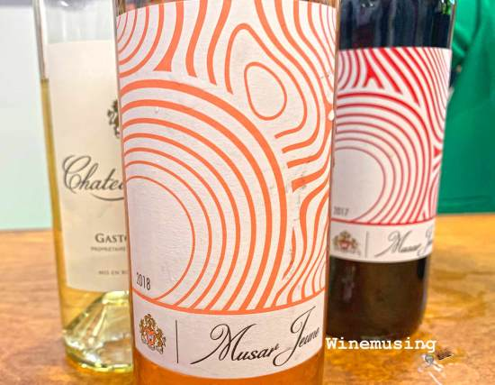 Chateau Musar Jeune