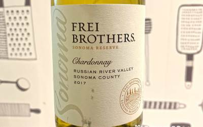Frei Brothers Russian River Chardonnay 2017