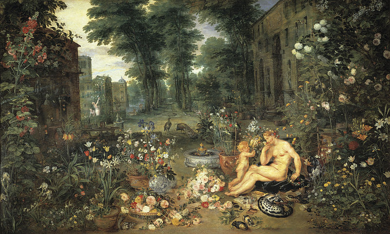Jan_Brueghel_I_&_Peter_Paul_Rubens_-_Smell_(Museo_del_Prado)