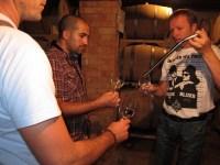 Wine Pleasures visits the Matošević Winery, Istria, Croatia