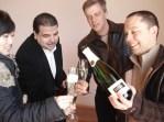 Cathleen Lamprecht at Wine Pleasures Workshop