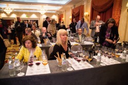 Sarah Abbott MW Wines of Georgia Grand Tasting IWINETC 2014