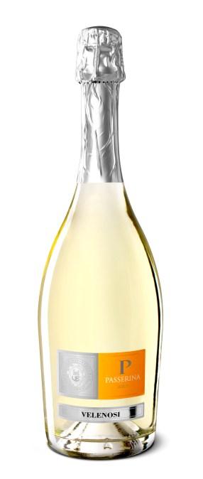 Velenosi Passerina Brut 50 Great Sparkling Wines of the World