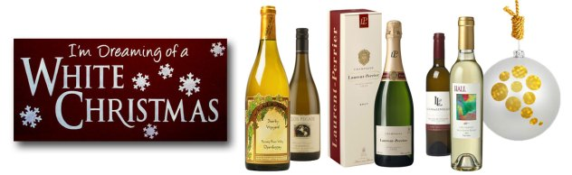 Holiday Wine Suggestions – Chardonnay / Sparkling / Dessert