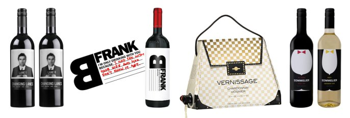 Wine Label Samples – Conceptual