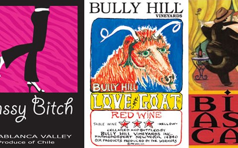 Funny Wine Names That Will Make You Buy Wine