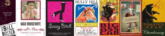 Unusual Wine Names
