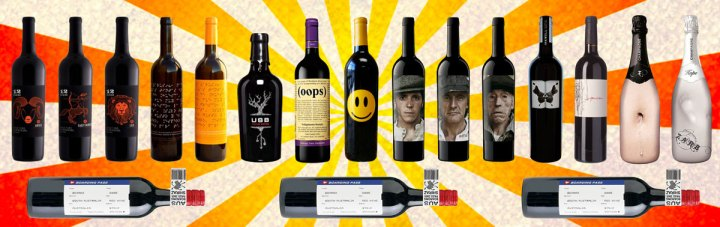 Fun Wine Labels