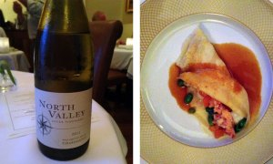 Martha's Vineyard – Soter's Dinner – Second Course