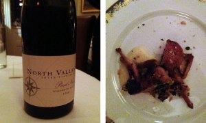 Martha's Vineyard – Soter's Dinner – Third Course