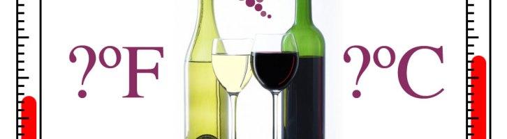 Optimal Wine Serving Temperature