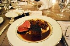 Dierberg Winemaker's Dinner Course 3