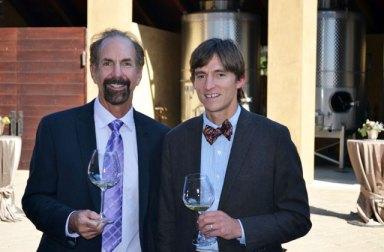 Winemaker Tyler Thomas