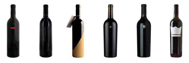 Wine label Samples – Simple