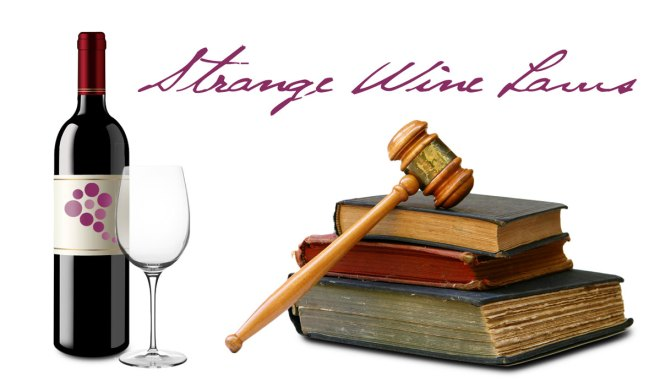 Stange Wine Laws