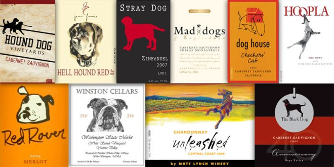 Wine With An Animal In The Name – Dog