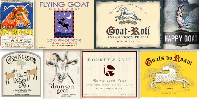 Wine With An Animal In The Name – G