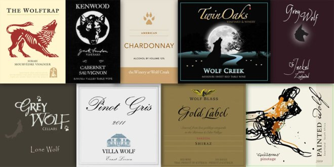 Wine With An Animal In The Name – Wolf