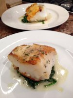 Pan Seared Halibut Recipe