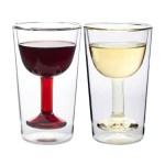 Fun And Creative Wine Glasses – The Illusionist