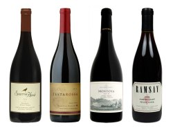 Thanksgiving Wines 2015 – Pinot Noirs