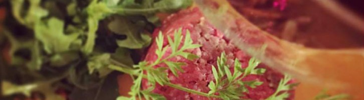 Steak Tartare Wine Pairing