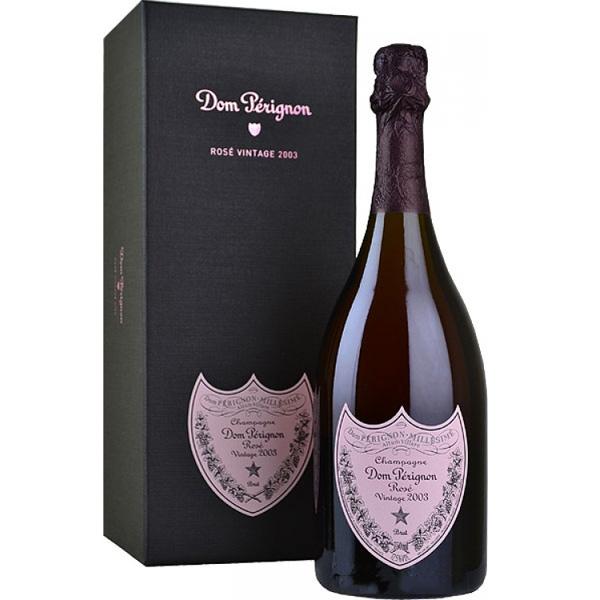 Champagne Dom Perignon Rose 2003