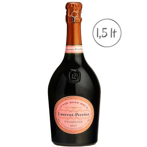 Champagne Laurent Perrier Rose Magnum