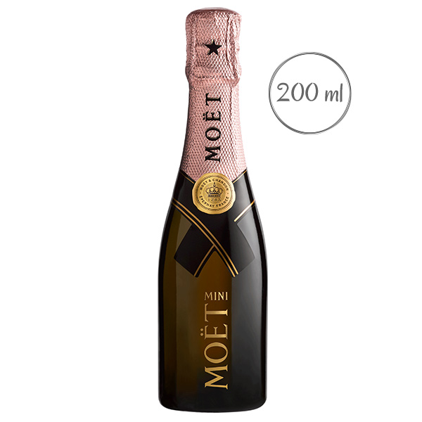 Champagne Moet Chandon rose 200ml