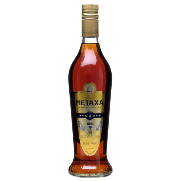 Brandy Metaxa 7 Stars