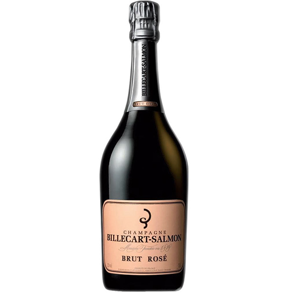 Champagne Billecart Salmon Rose