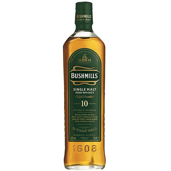Whisky Bushmills Malt 10Y.O.