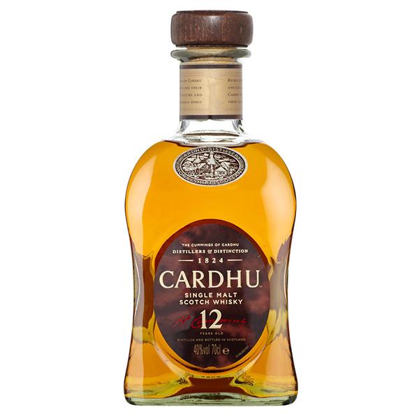 Whisky Cardhu 12Y.O.