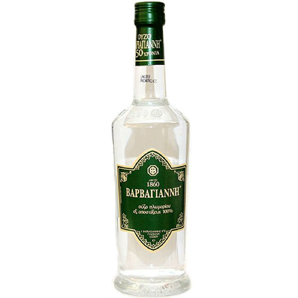 Ouzo Barbagianni Green