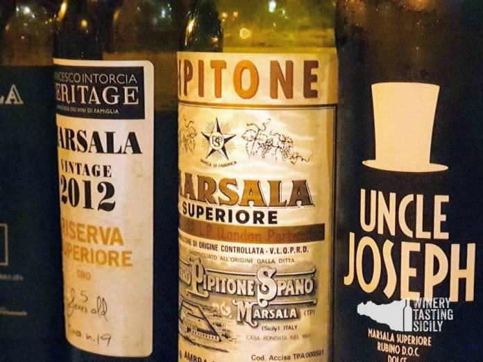 marsala vino sicilia degustazione