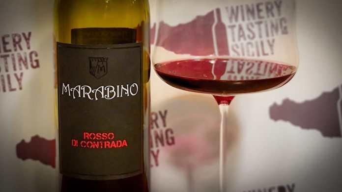 Rosso di Contrada Nero d'Avola 2016 Cantina Marabino