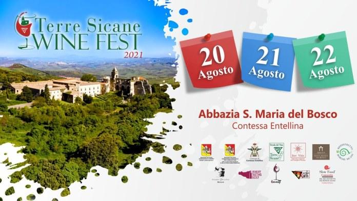 Terre Sicane Wine Fest: 20, 21, 22 Agosto torna a Contessa Entellina
