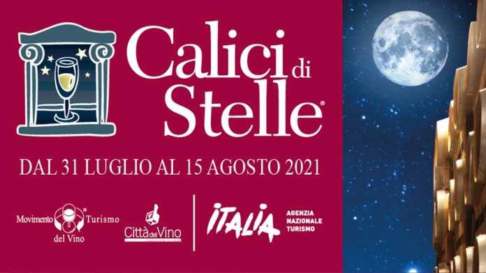 calici di stelle 2021 sicilia