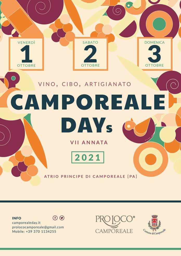 Camporeale Days 2021