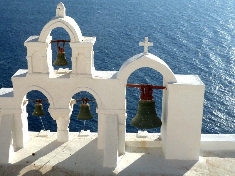 The Raw Beauty of Santorini