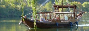 Rabelo Boat, Douro Valley, Portugal