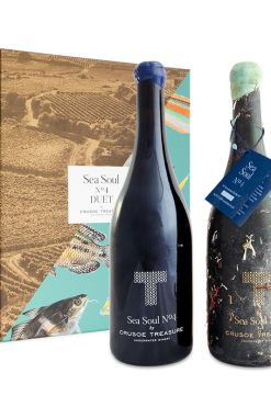 Sea soul 4 duet syrah huesca crusoe treasure vino submarino