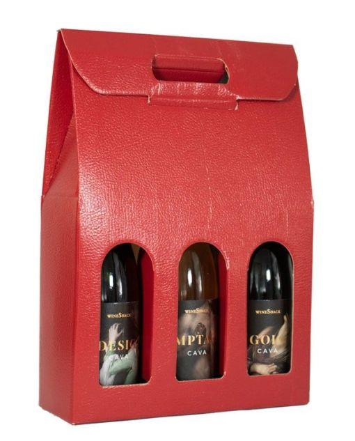 lote navidad 1 cavas wineshack interior