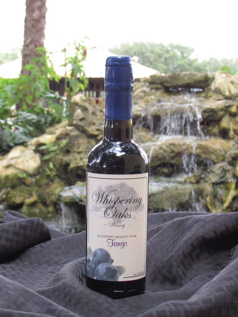 Tango Blueberry Wine Product Image