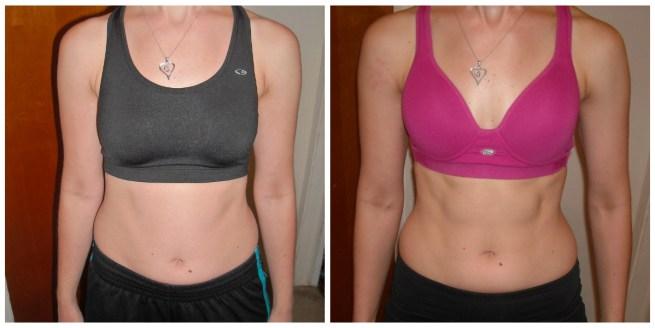 February, 2012 (left); June, 2012 (right)