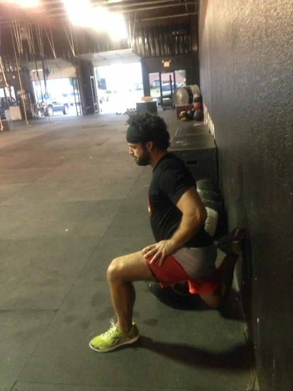 crossfit mobility hips couch stretch hip mobility