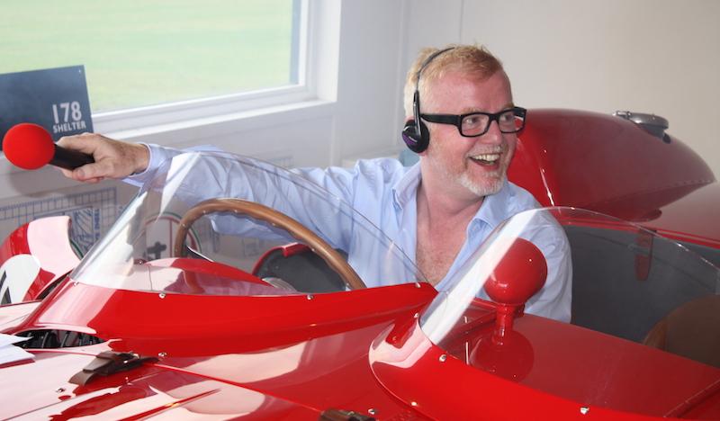Chris Evans Ferrari
