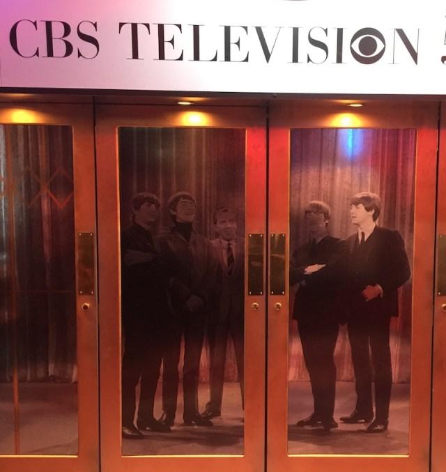 Beatles CBS Appearance
