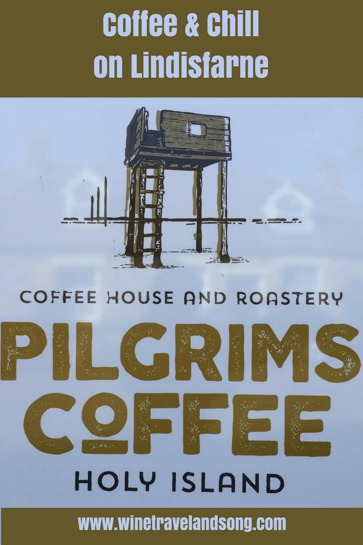 Coffee & Chill on Lindisfarne