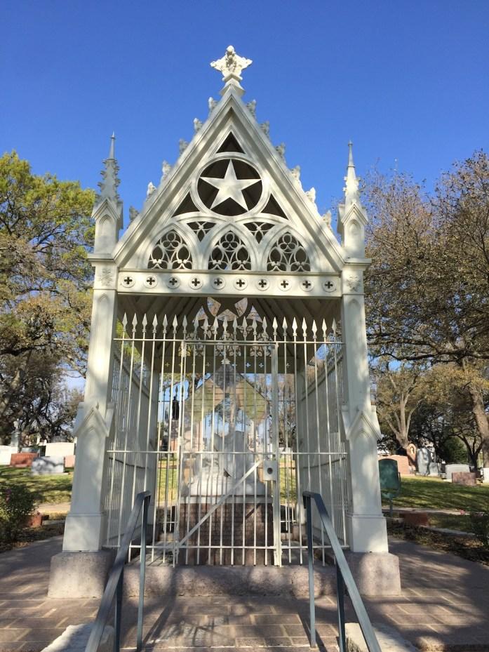 Albert Sidney Johnston Grave